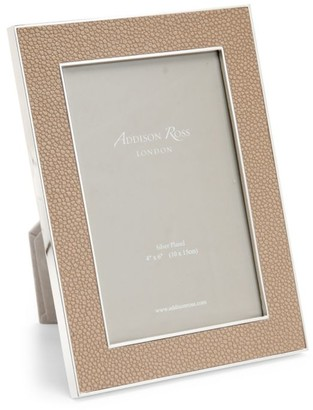 Addison Ross Rectangle Silver-Plated Photo Frame