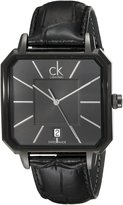 Calvin Klein Men's K1U21402 Concept Analog Display Swiss Quartz Watch