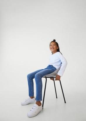MANGO Side-bands skinny jeans