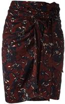 Etoile Isabel Marant Jayda skirt - women - Cotton - 42
