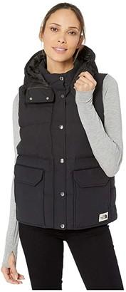 The North Face Down Sierra Vest (TNF Black (Prior Season)) Women's Vest