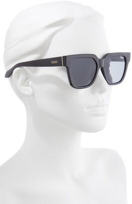 Quay PSA 45mm Square Sunglasses