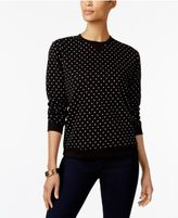 Karen Scott Print Sweatshirt, Created for Macy's