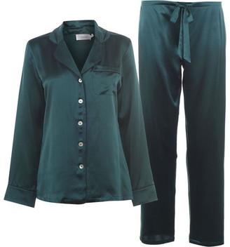 Ginia Silk Pyjama Set