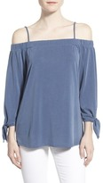 Ella Moss Isabella Cold Shoulder Blouse