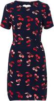 Sugarhill Boutique Love Shift Cherry Batik Dress