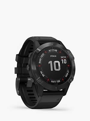 Garmin fēnix 6 Pro GPS, 47mm, Multisport Watch, Black