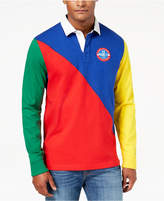 Tommy Hilfiger Men's Boomer Colorblocked Polo, Created for Macy's