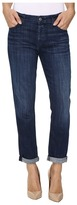 7 For All Mankind Josefina in Bordeaux Broken Twill Women's Jeans