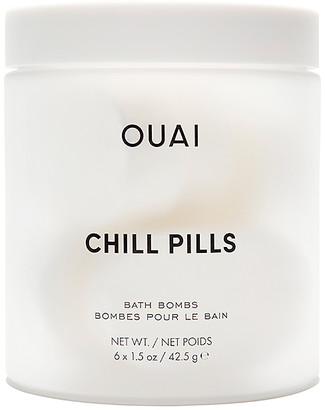 Ouai Chill Pills Bath Fizzies