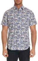 Robert Graham Delgado Graphic-Print Short-Sleeve Shirt