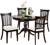 Hillsdale House Bayberry 5-pc. Round Dining Set
