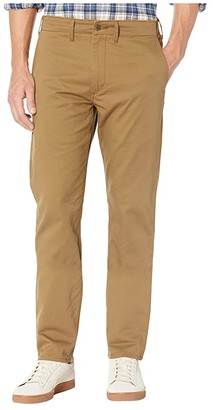 Levi's Mens 502tm Regular Tapered - Chino (Cougar Stretch Twill) Men's Casual Pants