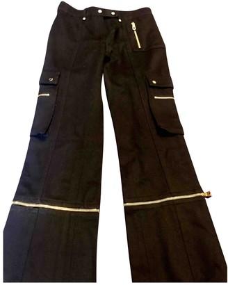 Julien Macdonald Julien Mac Donald Black Cashmere Trousers for Women