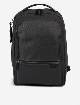 Tumi Osborn roll-top nylon backpack