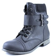 Rampage Jency Women Round Toe Synthetic Ankle Boot.