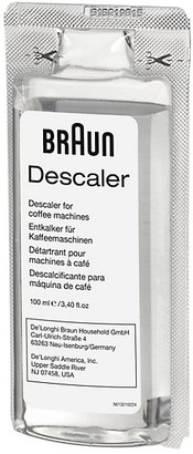 Braun Coffee Maker Descaling Solution/Pack of 2