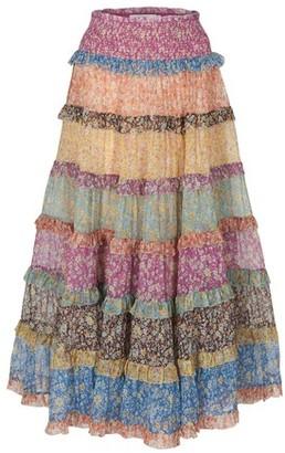 Zimmermann Tiered maxi skirt