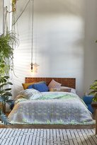 Urban Outfitters Alda Woven Leather Headboard
