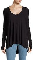 Free People Malibu Thermal Long Sleeve Top