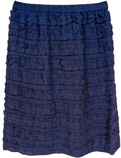 Cynthia Rowley Ruffle Skirt