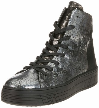 Crime London Women's 25322aa1.30 Hi-Top Trainers