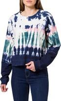Thumbnail for your product : Desigual Women's Crewneck Tie Dye Sweatshirt
