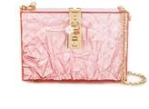 Dolce & Gabbana Metallic Box Bag