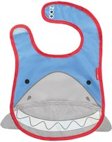Skip Hop Zoo Tuck Away Bib, Snazzy