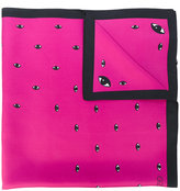 Kenzo Eyes scarf - women - Silk - One Size