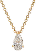 Ileana Makri Women's Teardrop Pendant Necklace-GOLD