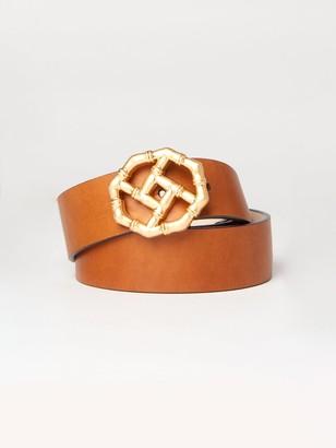 J.Mclaughlin Ruby Leather Belt