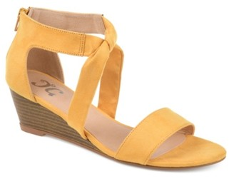 Journee Collection Mattie Wedge Sandal