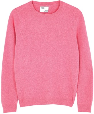 Colorful Standard Cream merino wool jumper