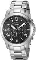 Fossil Q Grant Gen 1 Hybrid Stainless Steel Smartwatch