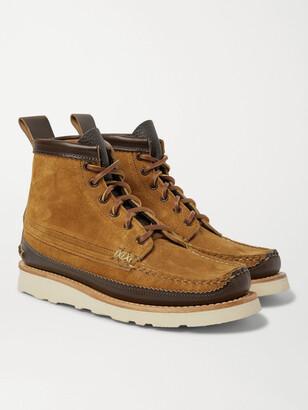 Yuketen Maine Guide 6 Eye Textured-Leather Boots