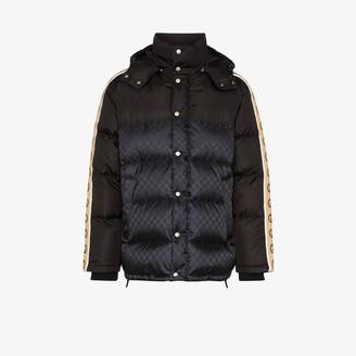 Gucci GG padded puffer coat