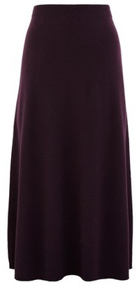 Loro Piana Canary cashmere skirt