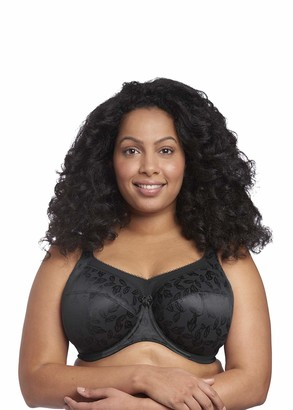 Goddess Women's Plus Size Petra Full Cup Underwire Banded Bra