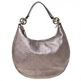 Gucci Hobo Metallic Leather Handbags