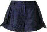 Giorgio Armani Pre Owned side ties shorts