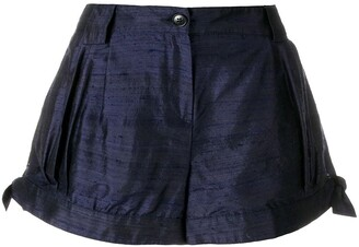 Giorgio Armani Pre-Owned Side Ties Shorts