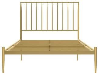 DHP Giulia Modern Metal Bed - Ameriwood Home