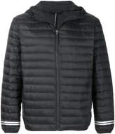 Blackbarrett padded hood jacket