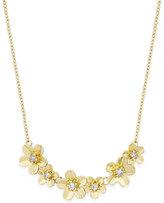 Vera Bradley Gold-Tone Petals Necklace