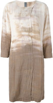 Raquel Allegra boxy day dress - women - Cotton - 0