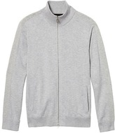 Banana Republic Full-Zip Sweater Jacket with COOLMAX® Technology