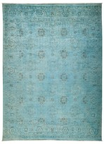 Solo Rugs Vibrance Collection Oriental Rug, 9' x 12'4""
