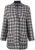 Isabel Marant Jameson jacket - women - Silk/Cotton/Polyamide/Wool - 38
