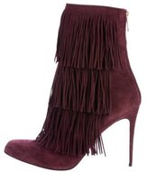 Paul Andrew Taos Suede Ankle Boots